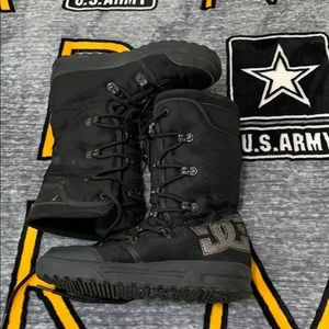 DC Snow Boots!